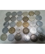 Lot of 30 Vintage Casino and Hotel One Dollar $1 Gaming Tokens Coins - $142.50