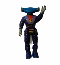 Dino Riders action figure dino rider Tyco toy dinosaur Triceretops Hamme... - $24.08