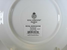 Royal Worcester Mondrian 5 Place Setting (Multiples Available) image 7
