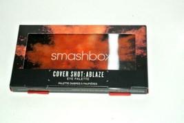 Smashbox Cover Shot Eye Palette ABLAZE eyeshadow 0.21 oz. 6.2 g. New - $24.70