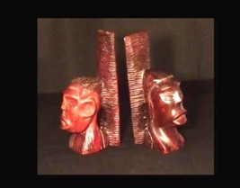 African Bookends AB 45 Vintage image 2