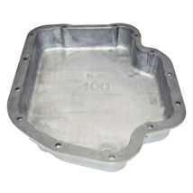GM Turbo-Hydramatic TH400/THM400 Aluminum Transmission Pan w/ Gasket And Bolts image 7