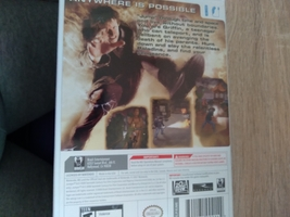 Nintendo Wii Jumper: Griffin's Story ~ COMPLETE image 2