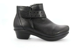 Women's Abeo Cayley  Black Booties Women's Size US 9() 5654 - $90.00