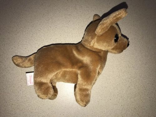8c0d8de7ccd Ty Beanie Baby Tiny The Chihuahua Dog Mwmt and 22 similar items