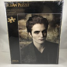 1000 Piece Jigsaw Puzzle of Edward from the Twilight Books and Movies Se... - $7.87