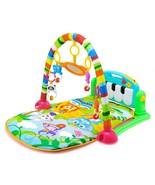 HE0603 Baby Piano Fitness Mat Newborn Educational(MULTI-A) - $43.13