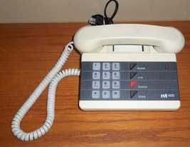 Vintage NORTHERN TELECOM Cream Colour Push Button Landline TELEPHONE~Canada - $23.00