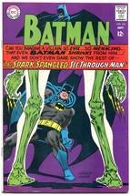 BATMAN #195 comic book-1967-1st appearance Bag O' Bones FN+ - $63.05