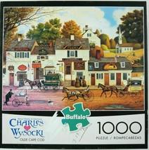 """Charles Wysocki """"Olde Cape Cod"""" 1000 Piece Jigsaw Puzzle - $18.37"""