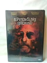 Spreading Ground (DVD, 2002) New Sealed-Dennis Hopper - $2.97