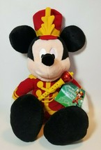 Holiday Macy's Disney Sailor Mickey w/Alarm Clock 2009 Collectible Plush - $19.75