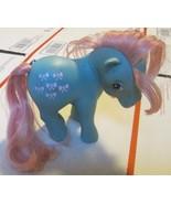 Vintage G1 Gen 1 MLP My Little Pony BOWTIE Pony - $19.99