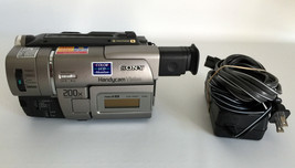 Sony Handycam CCD-TRV37 Video8 XR 8mm Camcorder Camera Stereo Video Tran... - $109.99