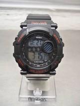 Armitron Sport Men's 40/8290BLK Dual Time Chronograph Watch - $18.80