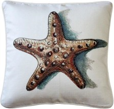 Pillow Decor - Ponte Vedra Star Fish Throw Pillow 20x20  - SKU: TC1-1012... - $87.00