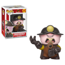 Walt Disney Incredibles 2 Movie Underminor Vinyl POP! Figure Toy #370 FUNKO - $12.55