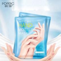 HAND Mask Moisturizing Gloves Skin Care Milk Protein Essence Anti-Wrinkle New - $4.14