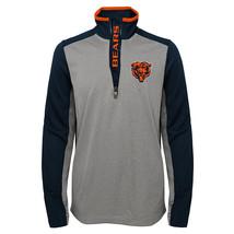 NFL Boy's XL (18) Matrix Shirt Lightweight 1/4 Zip Pullover Long Sleeve Licensed