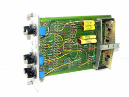 RELIANCE ELECTRIC 846656-R PC BOARD 0-48652, UCC1 W/ 0-52015 BOARD