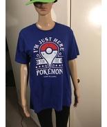 1 Pokemon GO ! T Shirt Pokeball Tee FREE SHIPPING - $15.00