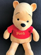 "Disney Extra Large Jumbo 23"" Winnie The Pooh Plush Stuffed Bear - $22.43"
