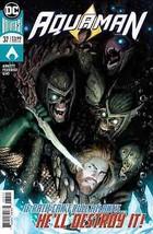 Aquaman #38 DC NM - $3.95