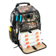 Wild River RECON Mossy Oak Compact Lighted Backpack w/4 PT3500 Trays - $141.83