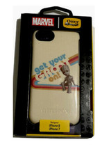OtterBox Marvel Phone Case For iPhone 8/7/6/6s Plus GET YOUR GROOT ON Br... - $29.99