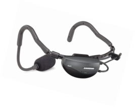 Samson AirLine 77 AH1 Fitness Headset Transmitter with Qe Microphone (Ch... - $324.34