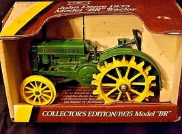 "John Deere 1935 model""BR""  Tractor Collectors Edition AA18-JD0009"