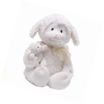 "GUND Nursery Rhyme Time Lamb Animated Stuffed Animal Plush, White, 10"" - $29.59"