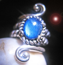 HAUNTED RING 7 MASTER EYES OF MAGICK RING MAGNIFICENT COLLECTION HIGH MA... - $277.77