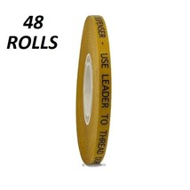 "48 rolls 1/4"" ATG Adhesive Transfer Tape (Fits 3M Gun) Photo Crafts Scra... - $89.09"