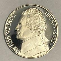 2003 S Jefferson Proof Nickel-Free Shipping - $4.94