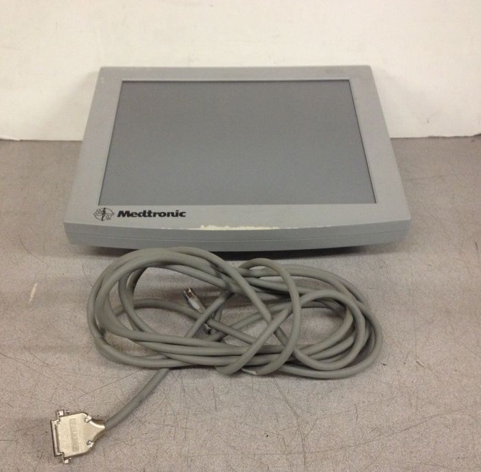 "Nation Display Systems Medtronic V3-SX19-RA/MI 90X0256 19"" LCD Surgeon Monitor"