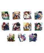 My Hero Academia Acrylic Badge Collection BOX - $156.00