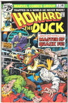 Howard the Duck Comic Book #3 Marvel Comics 1976 VERY FINE+ - $10.23