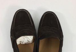Mens Loafers Penny Lauren Collection Hayward 8 Suede Shoes Ralph 1zn6fqWpf