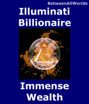 ldp OmQuantum Illuminati Power Wealth Spell Ancient Betweenallworlds Rit... - $149.50