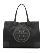 TORY BURCH ELLA STUD TOTE FOR WOMEN 52292 with Pouch Free Gift Free Ship... - $179.00