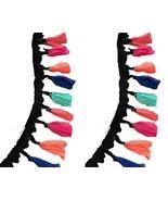 DRAGON SONIC Garment Accessory Craft Tassels Ribbon Trims Wedding Crafts #2 - $15.83