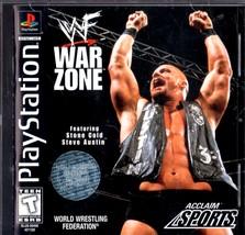 Playstation - WF War Zone - $9.90