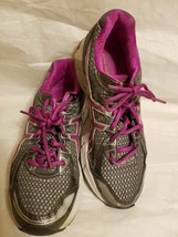 ASICS GEL-GT 2170 Womens Running Size 8.5, 40 EUR Grey Plum $ - $24.74
