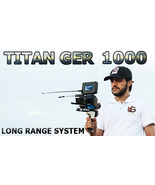 TITAN GER 1000,Brand New TITAN GER 1000,TITAN GER 1000 Detector,TITAN GE... - $24,999.99