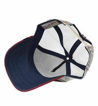 Goorin Bros Snapback Mesh Cap Navy Let It Ring Freedom Eagle Trucker Hat 1010563 image 5