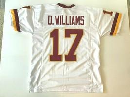 UNSIGNED CUSTOM Sewn Stitched Doug Williams White Jersey - M, L, XL, 2XL - $33.99