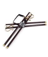 Fullmetal Alchemist King Bradley Weapon 4 Swords Cosplay Prop - $285.00