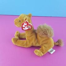 Ty Beanie Baby 2000 Niles The Camel Bean Bag Plush Hump  - $10.89