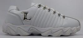 Lugz Fortitude Leather Men's Life Style Shoe Size 11 M (D) EU 45 White MFORTIL